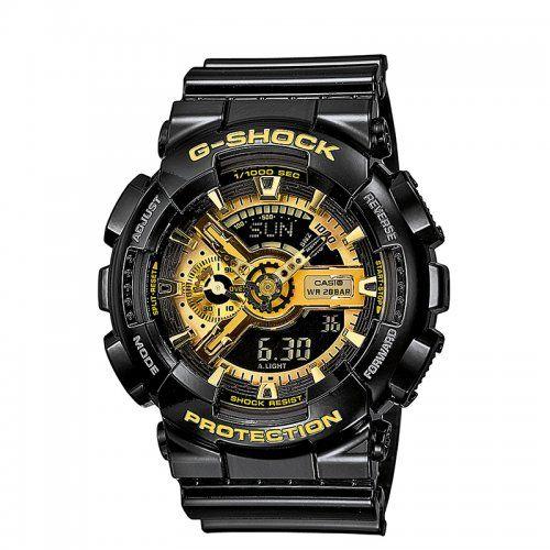 zegarki casio męskie